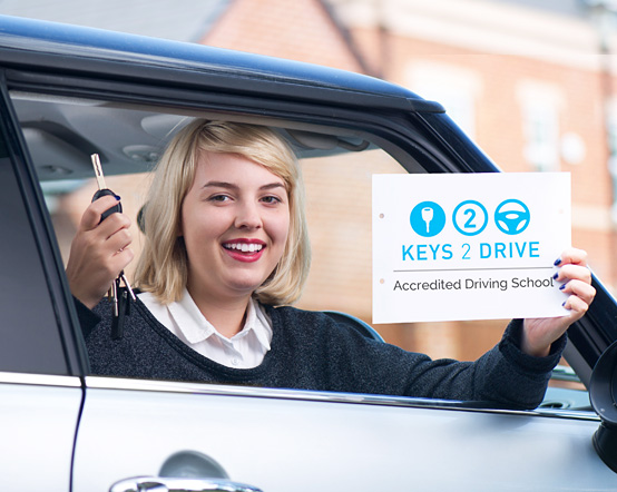 accredited keys 2 drive el driving school